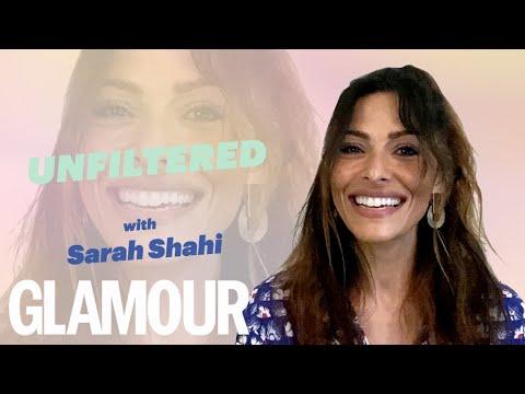 Sex/Life's Sarah Shahi On Dating Her Co-Star Adam Demos IRL  | GLAMOUR UK