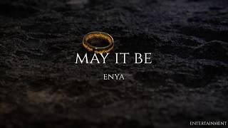 Enya - May It Be (Letra traducida)