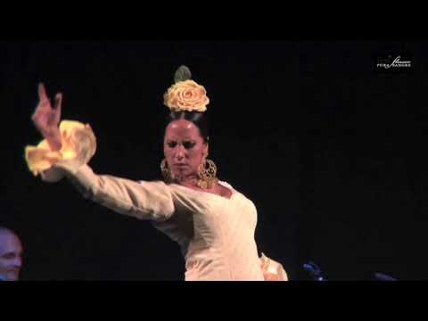 La sevillana más bonita del mundo. Flamenco Pura Sangre
