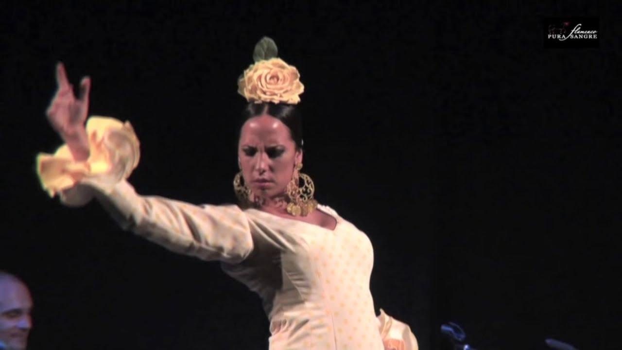 83e0478e80 La sevillana más bonita del mundo. Flamenco Pura Sangre - YouTube