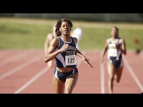 2017 Georgia Tech Sports Hall of Fame: Ashlee Kidd