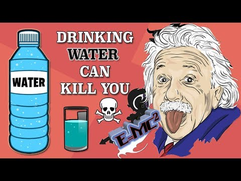 Thumbnail: पानी पीने से जा सकती है जान ? DRINKING WATER CAN KILL YOU ? (Scientific Research) Water Facts Hindi