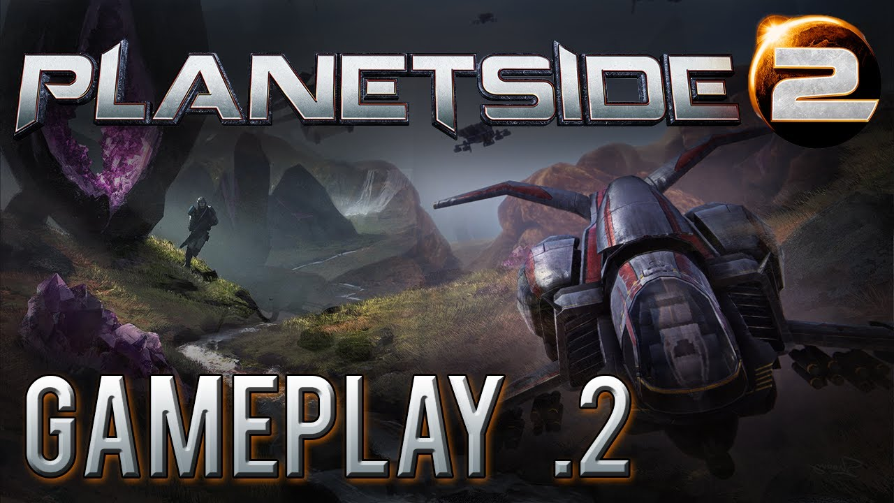 Planetside 2 Gameplay #2 [German HD Let's Play] - YouTube