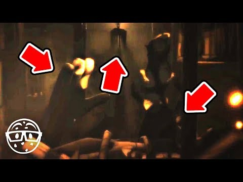 11 Facts You Missed in the Bendy Chapter 4 Trailer