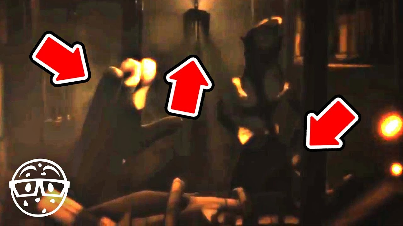 11 Facts You Missed in the Bendy Chapter 4 Trailer - YouTube
