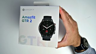 Amazfit GTR 2 Sports Edition Smartwatch In-depth Review