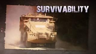 Universal Engineering Ranger Armoured Vehicle