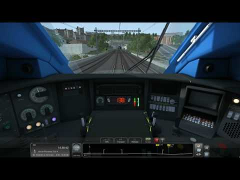 Train Simulator 2017 Marseille-Avignon TGV