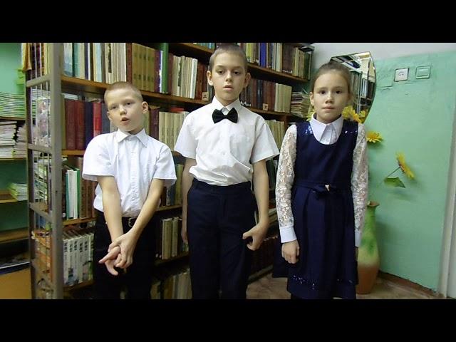 """Изображение предпросмотра прочтения – «""""Любители С. Михалкова""""» читают произведение «А что у вас?» С.В.Михалкова"""
