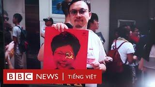 Biểu tình sôi sục ở Hong Kong và thách thức với Trung Quốc