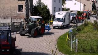 Dożynki gminy Krzanowice - Borucin 2014 07.09.2014