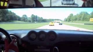 Return To Road America, Race 2 (Aug 15, 2010)