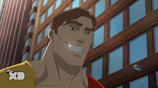 Avengers Assemble | Squadron Supreme - Sneak Peek | Disney XD