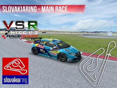 VSR HTCC 2.0 | Round 2| Slovakia Ring Main Race