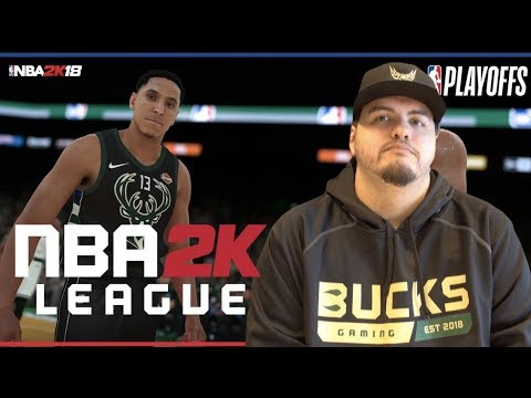 Bucks Gaming player, Tim Anselimo, discusses playing in the NBA 2K League for the Milwaukee Bucks