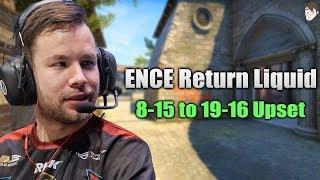 ENCE's Incredible Comeback vs Team Liquid Broken Down
