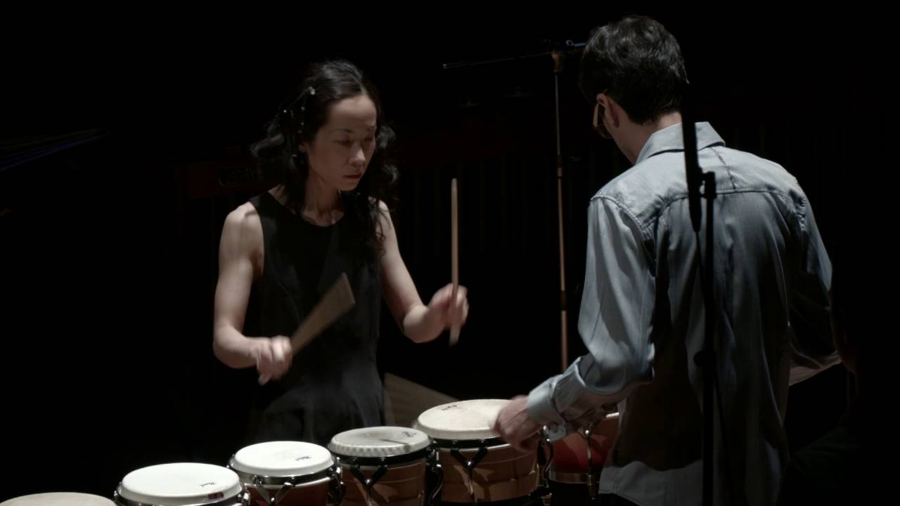 Reich: Drumming: Part 1 for Percussion Quartet