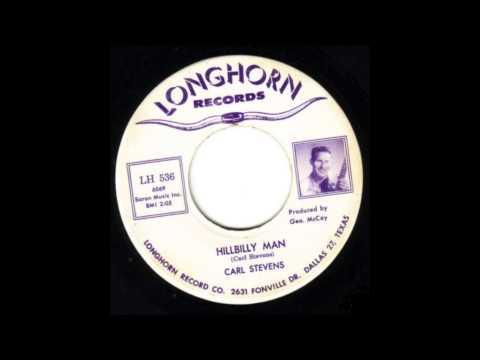 Carl Stevens - Hillbilly Man (1963)
