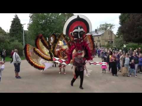 RIO in Rotherham: People's Parade carnival unites town