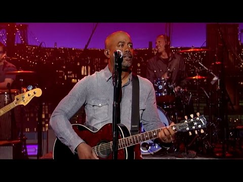Hootie And The Blowfish Reunite On 'Late Show' 21 Years After TV Debut