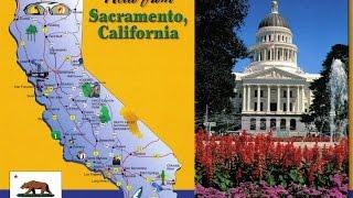 Чем хорош город город Sacramento Калифорния США