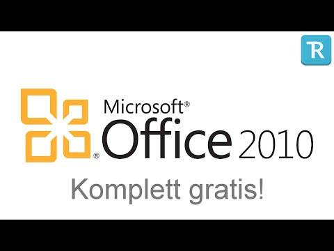 Microsoft Office 2010 kostenlos - LEGAL (GDrive) - Deutsch