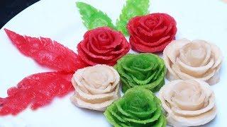গোলাপ পিঠা  Rose Flower Pitha Gulap Pitha Recipe How To Make Golap Pitha