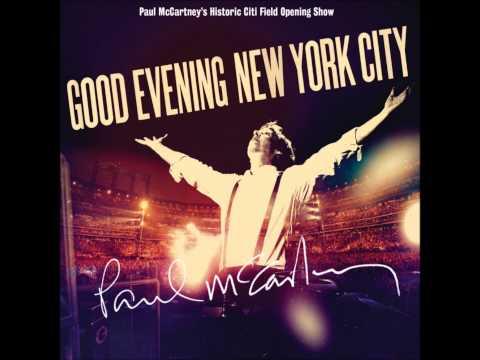 Paul McCartney - Good Evening New York City // Track 22 // Paperback Writer