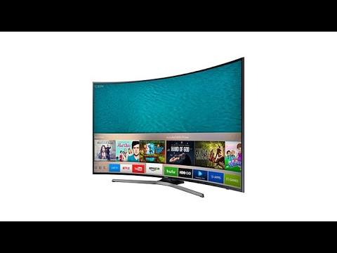 """Samsung 55"""" 4K UltraHD Curved TV with 2Year Warranty"""