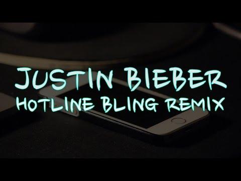 Justin Bieber - Hotline Bling (Remix) (Dance Freestyle)