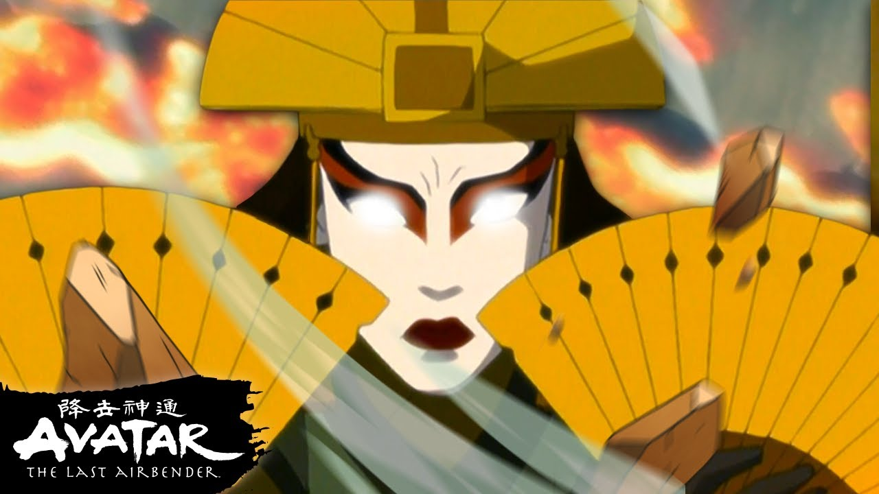 Download Every Avatar Kyoshi Moment Ever in Avatar + The Legend of Korra, and More!