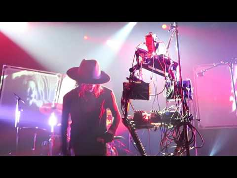 IAMX Bring Me Back a Dog & Kiss and Swallow Live Webster Hall 2015