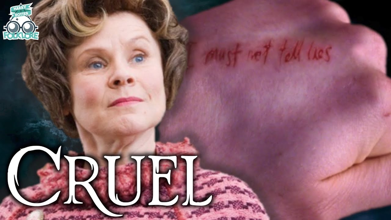 Why Dolores Umbridge Was Cruel And Unstable