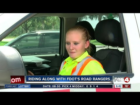 FDOT District 1 Hires First Female Road Ranger