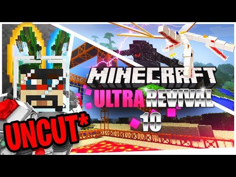 Minecraft: Ultra Modded Revival Uncut Ep. 10 thumbnail