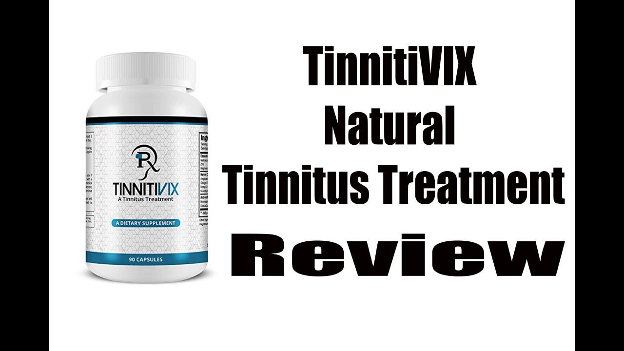 TinnitiVIX Natural Tinnitus Treatment Review
