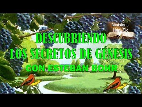 """23/28.-""""secretos-de-salud-abundante""""-el-libro-de-gÉnesis-con-esteban-bohr/profecÍas"""