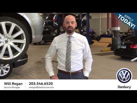 Service Technician Opening @ Danbury VW