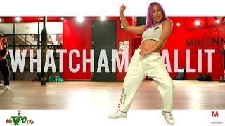 Download Video Ella Mai Ft. Chris Brown - WHATCHAMACALLIT | Choreography With Rie Hata MP3 3GP MP4