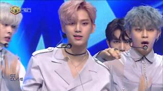 《Comeback Special》 HALO 헤일로 – Here I Am 여기여기 at Inkigayo 170709