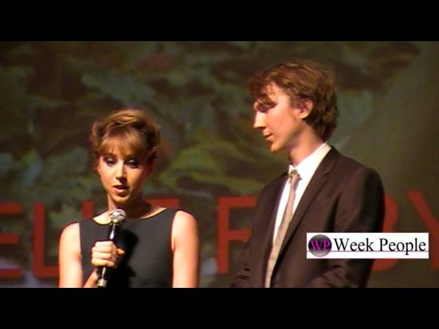 Zoe Kazan et Paul Dano au Festival du film americain de Deauville 2012 Travel Video