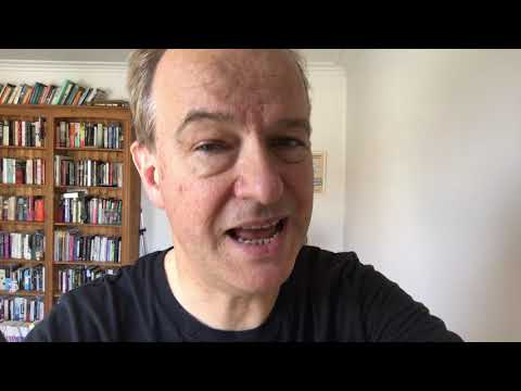 HOW TO FIND HAPPINESS THROUGH FILM CRITICISM Peter Bradshaw The Vlog 26/7/19