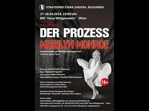 Marilyn Monroe Opera in Vienna