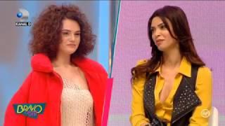 Bravo, ai stil (01.02.2017) - Ana-Maria i-a uimit pe jurati! Ce tinuta indrazneata a purtat!
