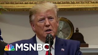 Irony: Trump Ally Cries 'Regicide', Claims Trump Didn't Abuse Power | MSNBC