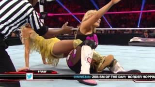 720pHDTV - WWE Raw 2013/11/04 Divas Action