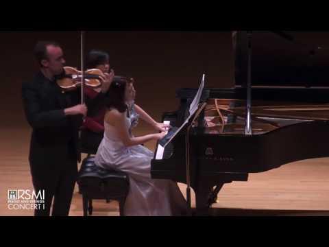 Elgar Violin Sonata op.82 - Benjamin Baker and Ying Li