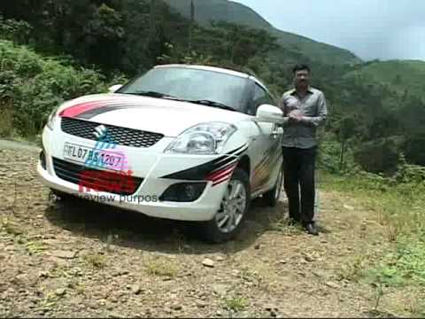 Maruti Suzuki Swift:Smart Drive Sep 25, part 1