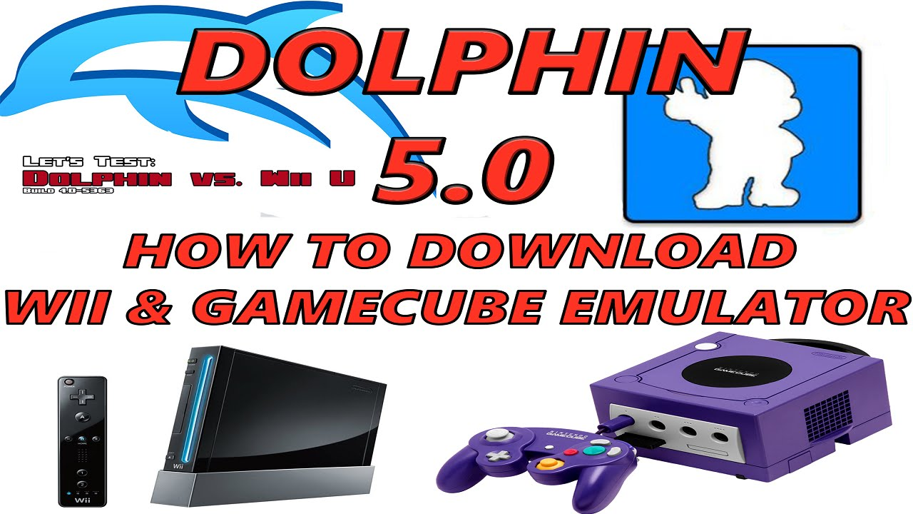 dolphin emulator 5.0 download for pc