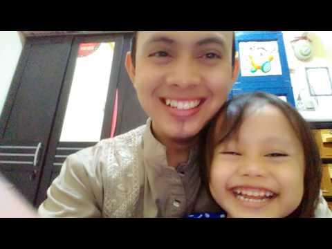 happy with Ayah Cinta